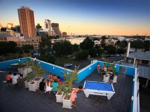 Chill Backpackers - VIC Tourism