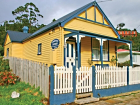 Comstock Cottage - VIC Tourism