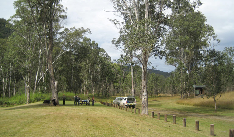 Doon Goonge campground - VIC Tourism