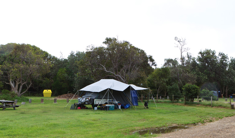 Illaroo campground - VIC Tourism