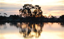 Moulamein Lakeside Caravan Park - VIC Tourism