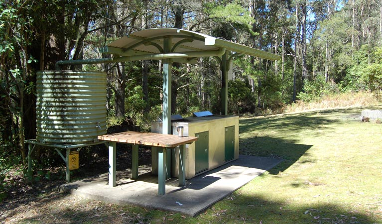 Youngville campground - VIC Tourism