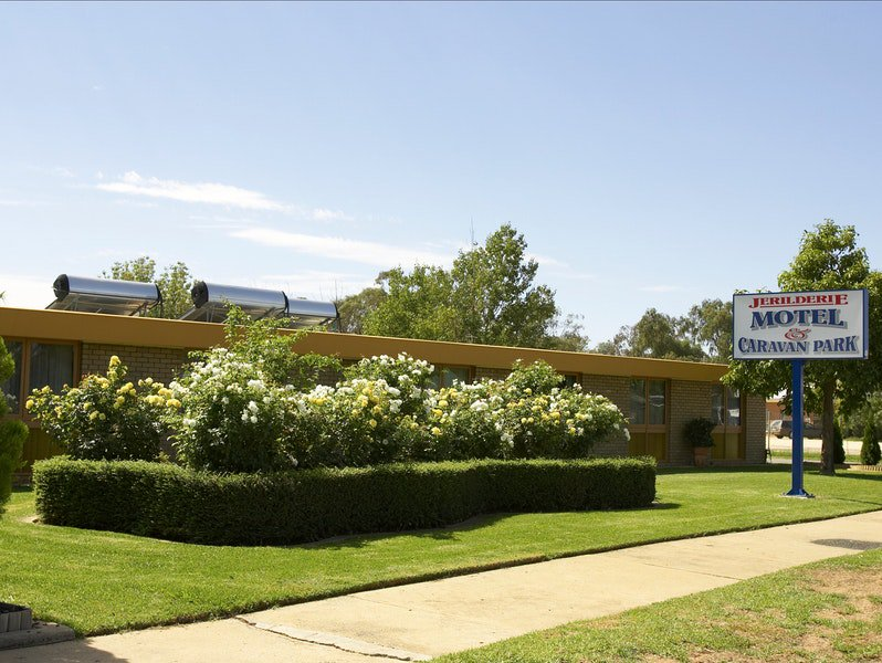 Jerilderie Motel and Caravan Park - VIC Tourism