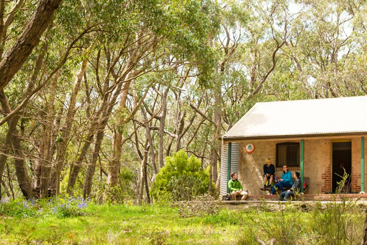 Mt Lofty YHA - VIC Tourism