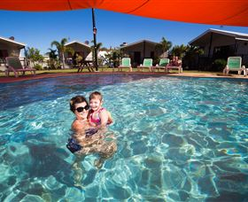 Broadwater Tourist Park - VIC Tourism