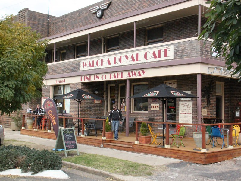 Walcha Royal Cafe and Boutique Accommodation - VIC Tourism