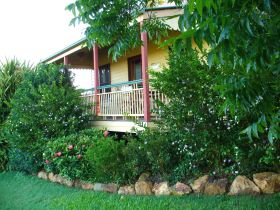 Mango Hill Cottages Bed and Breakfast - VIC Tourism