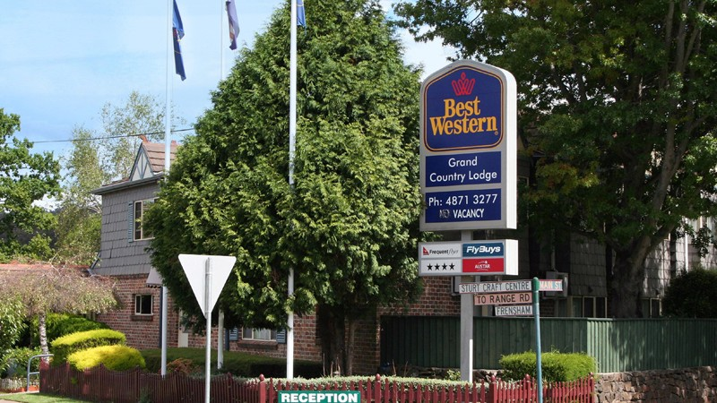 Best Western Grand Country Lodge - VIC Tourism