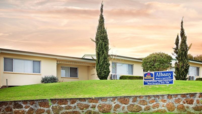 Best Western Albany Motel and Apartments - VIC Tourism
