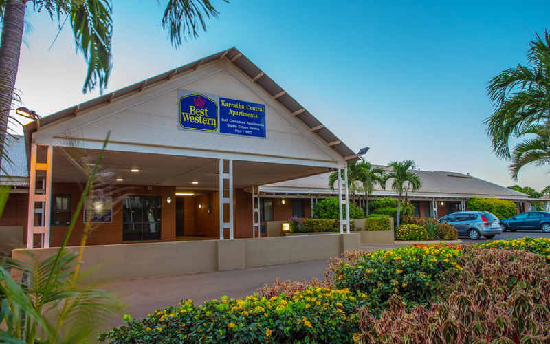 Best Western Karratha Central Apartments - VIC Tourism