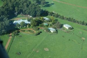 Harvey Hills Farmstay Chalets - VIC Tourism
