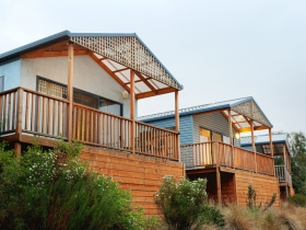 Discovery Holiday Parks Hobart Cosy Cabins - VIC Tourism
