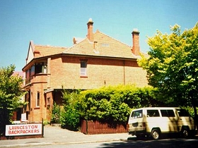 Launceston Backpackers - VIC Tourism