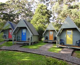 Strahan Backpackers  - VIC Tourism