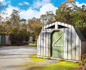Discovery Holiday Parks Cradle Mountain Cosy Cabins - VIC Tourism