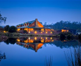 Peppers Cradle Mountain Lodge - VIC Tourism