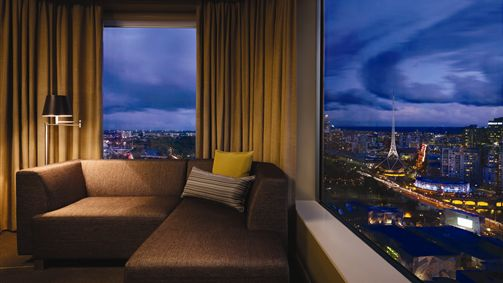 Grand Hyatt Melbourne - VIC Tourism
