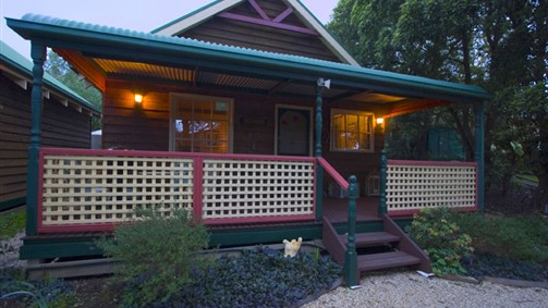 Trawool Cottages  Farmstay - VIC Tourism