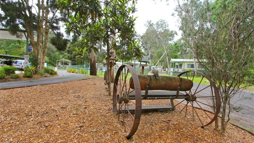 Crystal Brook Tourist Park - VIC Tourism