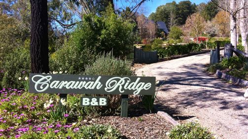Carawah Ridge Bed and Breakfast