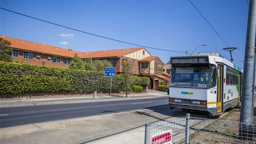 St Georges Motor Inn - VIC Tourism