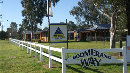 Boomerang Way Tourist Park - VIC Tourism