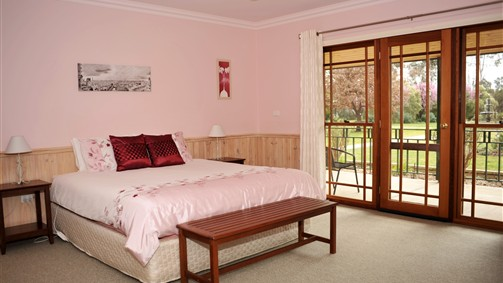 Stableford House Bed  Breakfast - VIC Tourism