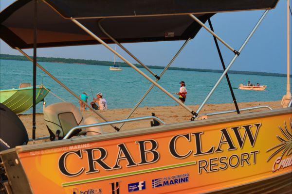Crab Claw Island Resort - VIC Tourism
