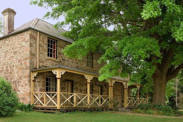 Old Stone House The - VIC Tourism