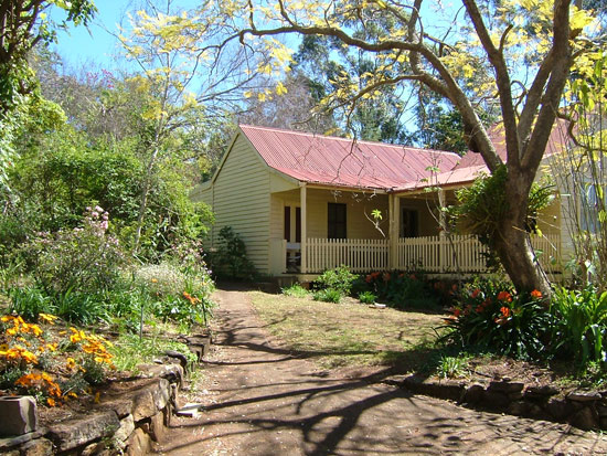 Hermitage Cottage - VIC Tourism