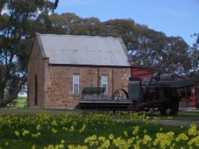 Clare Valley Cabins - VIC Tourism