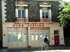 The Fire Station Inn - Fire Engine Suite - VIC Tourism