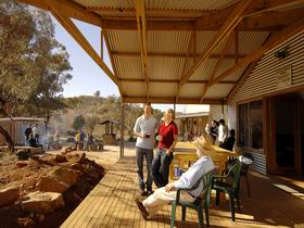 Willow Springs Shearers Quarters - VIC Tourism