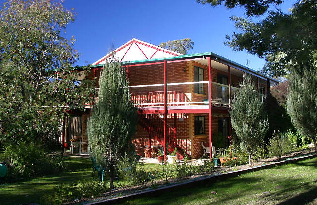 Abby Lodge - VIC Tourism