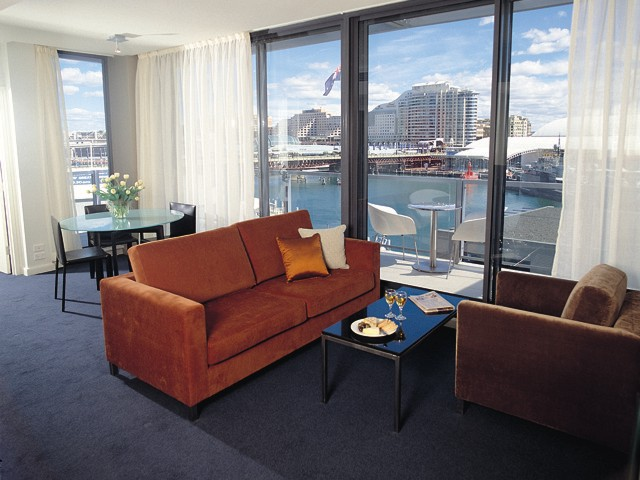 Adina Apartment Hotel Sydney Harbourside - VIC Tourism