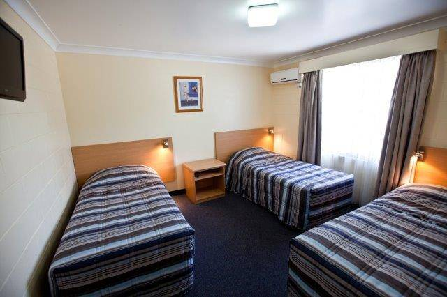 All Seasons Motor Lodge - VIC Tourism