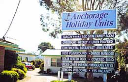 Anchorage Holiday Units - VIC Tourism