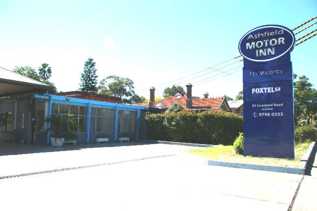 Ashfield Motor Inn - VIC Tourism