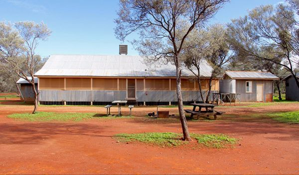 Belah Shearers Quarters - Gundabooka National Park - VIC Tourism