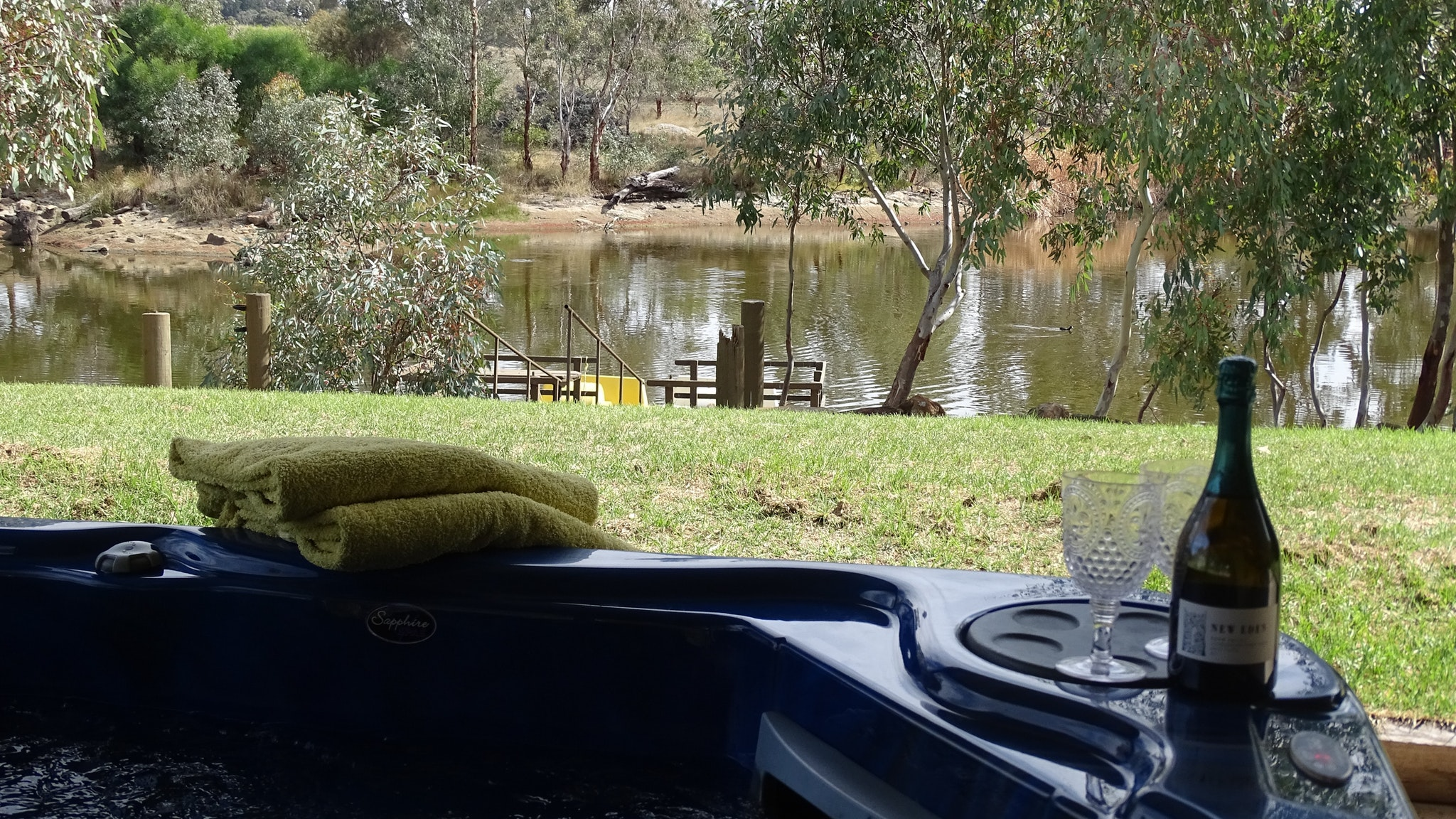 Jandas Lake View - VIC Tourism