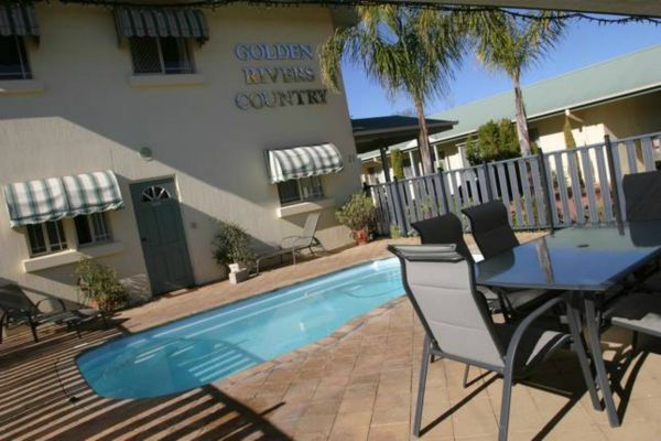 Barham Golden Rivers Holiday Apartments - VIC Tourism