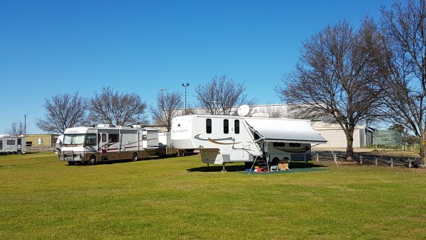 Murray Bridge Show Grounds - RV Friendly campaing - VIC Tourism