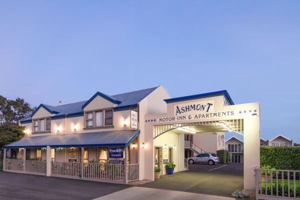 Ashmont Motor Inn and Apartments - VIC Tourism