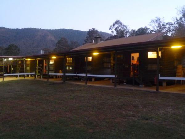 Christmas Creek Cafe` and Cabins