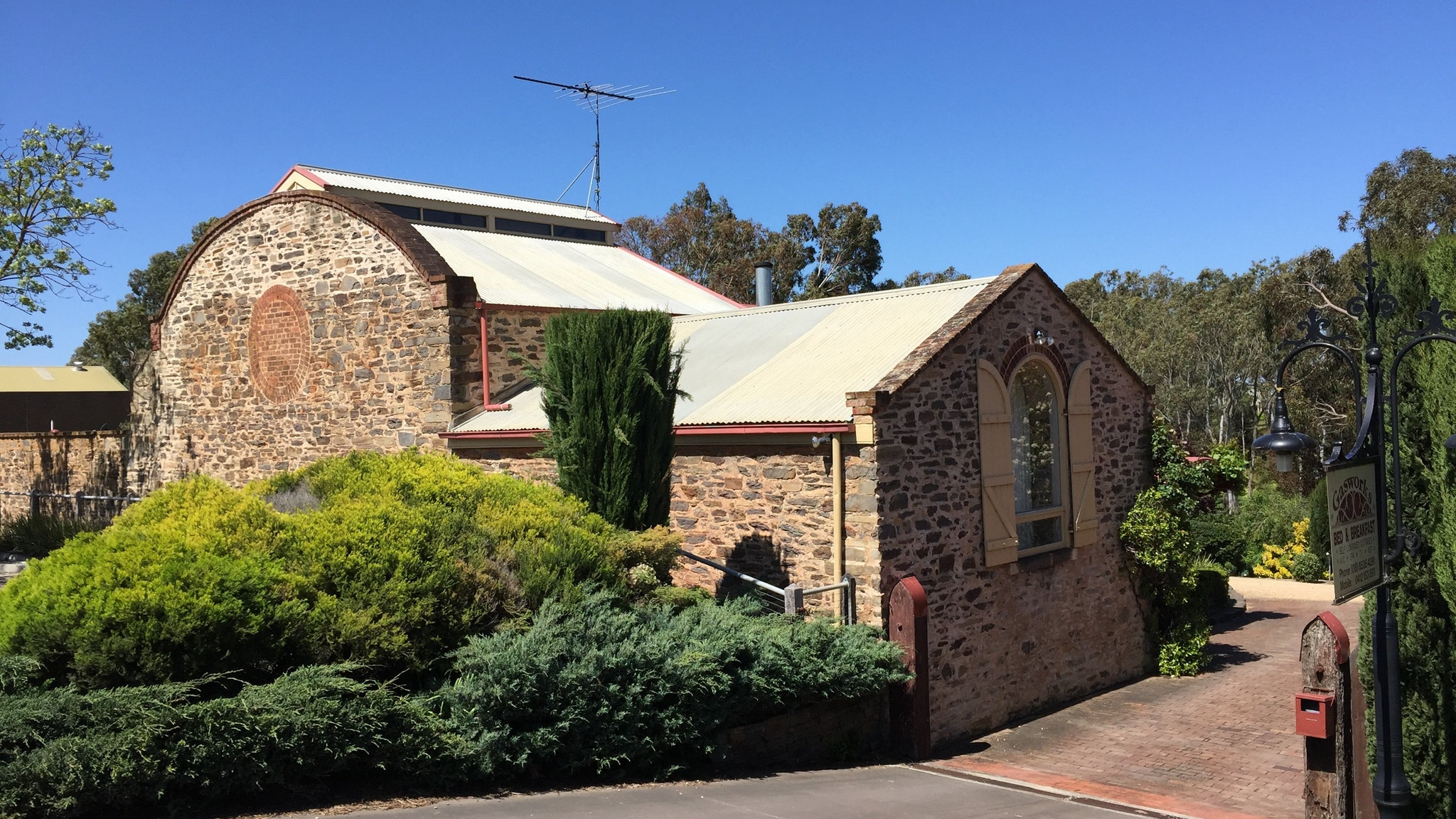 Gasworks Cottages Strathalbyn - VIC Tourism
