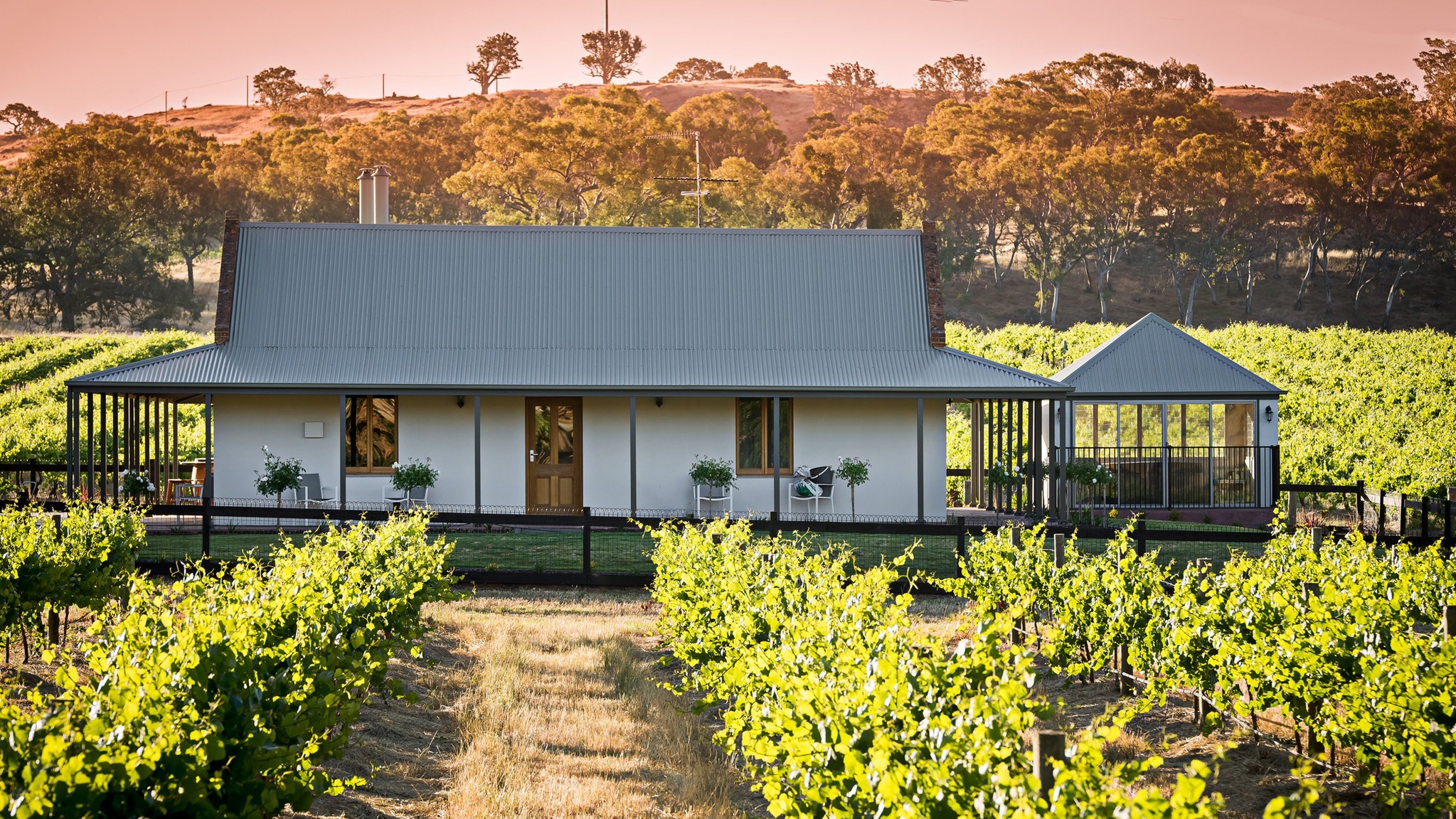 Brockenchack Vineyard Bed  Breakfast - VIC Tourism