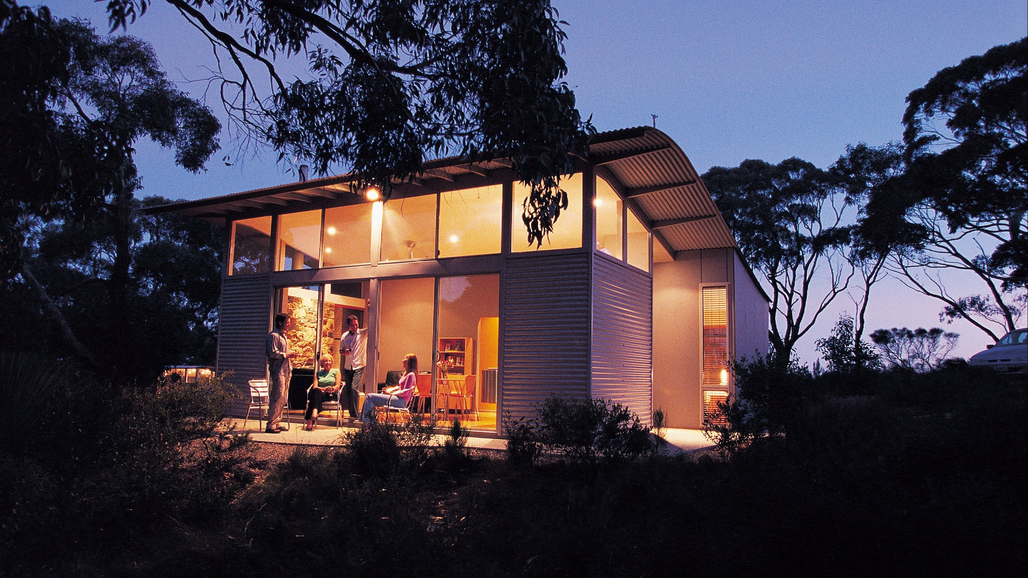 Southern Ocean Retreats - Ridgetop Retreats