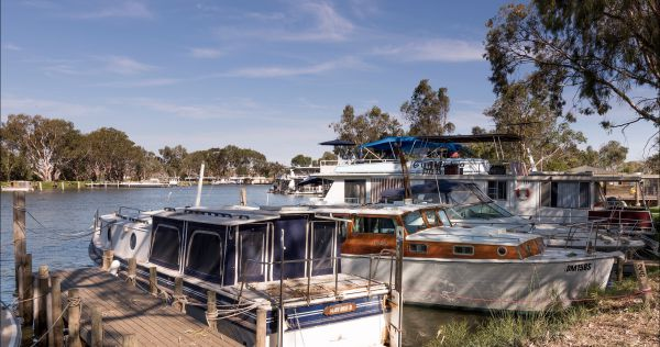 Murray Bridge Marina Camping and Caravan Park - VIC Tourism