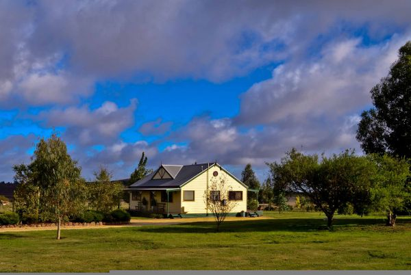 Heatherington Cottage - VIC Tourism