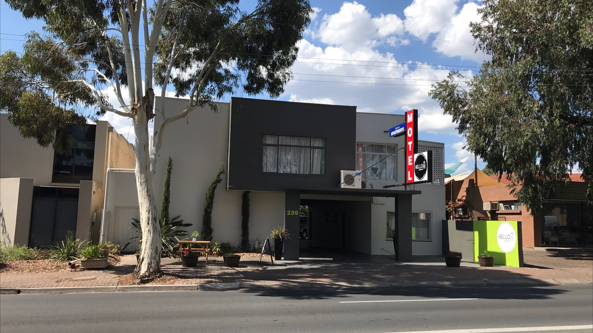Hello Adelaide Motel Apartments - Frewville - VIC Tourism
